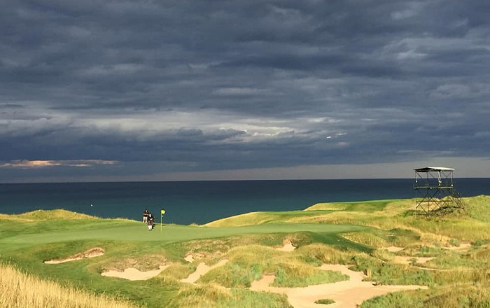 Zig's Golf Haven Hit it Big at Whistling Straits